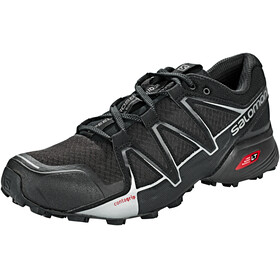 Salomon M's Speedcross Vario 2 Shoes Black/Black/Silver Metallic-X